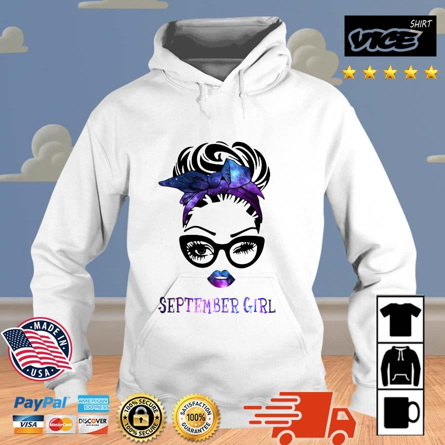 September girl galaxy Vices hoodie trang