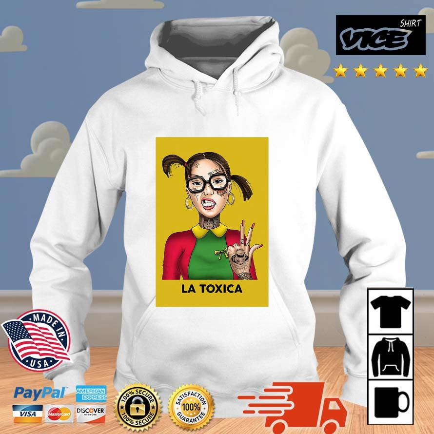 Official La Toxica Shirt Vices hoodie trang
