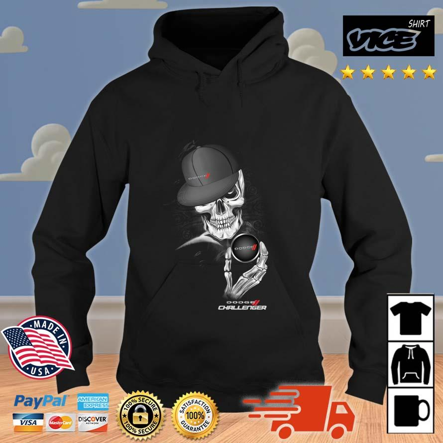 Skeleton Dodge Challenger Shirt Vices hoodie den