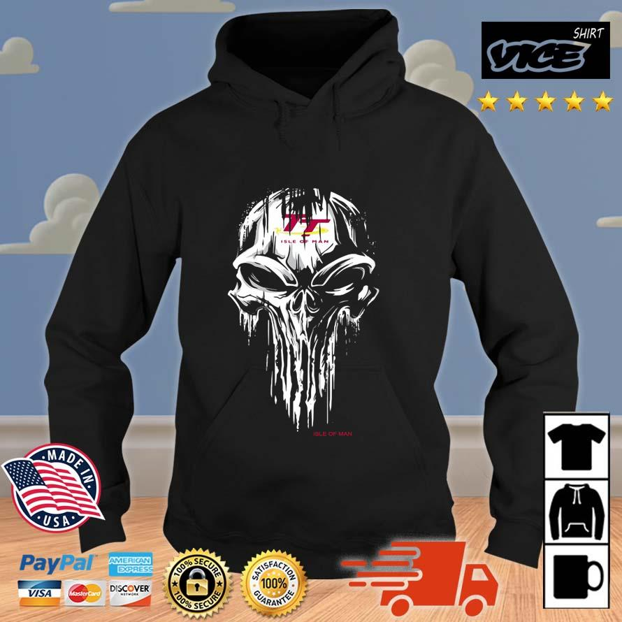Skull Isle Of Man Logo Shirt Vices hoodie den