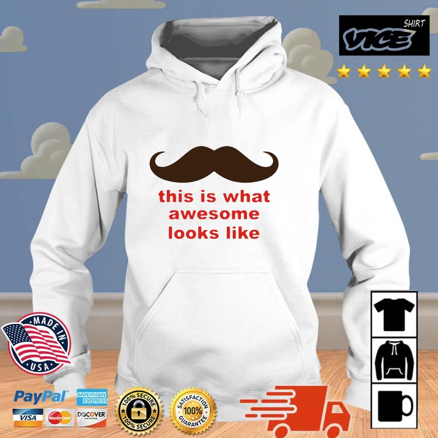 This is what awesome looks like Vices hoodie trang