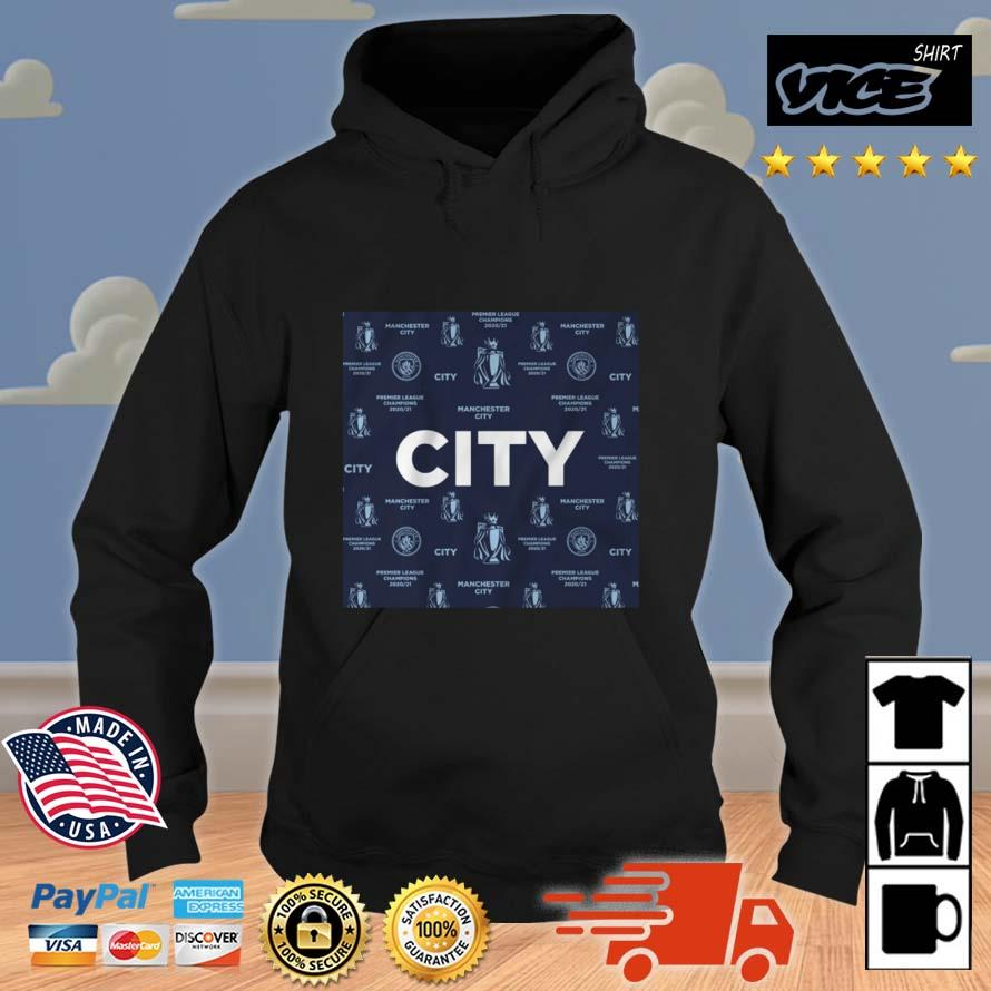 Champion League Manchester City Shirt Vices hoodie den