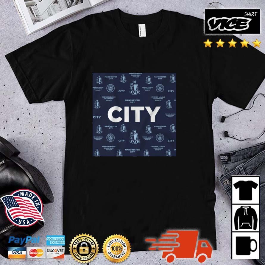 Champion League Manchester City Shirt