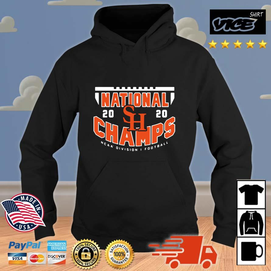 Sam Houston State National Champions FCS Football Shirt Vices hoodie den