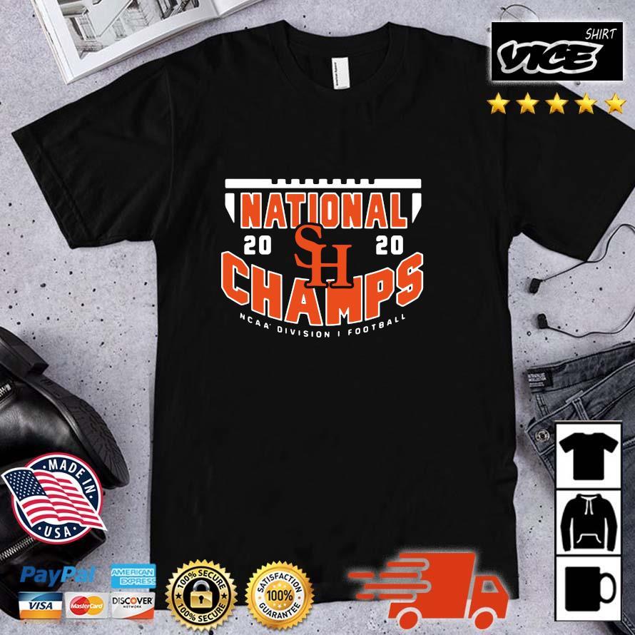 Sam Houston State National Champions FCS Football Shirt