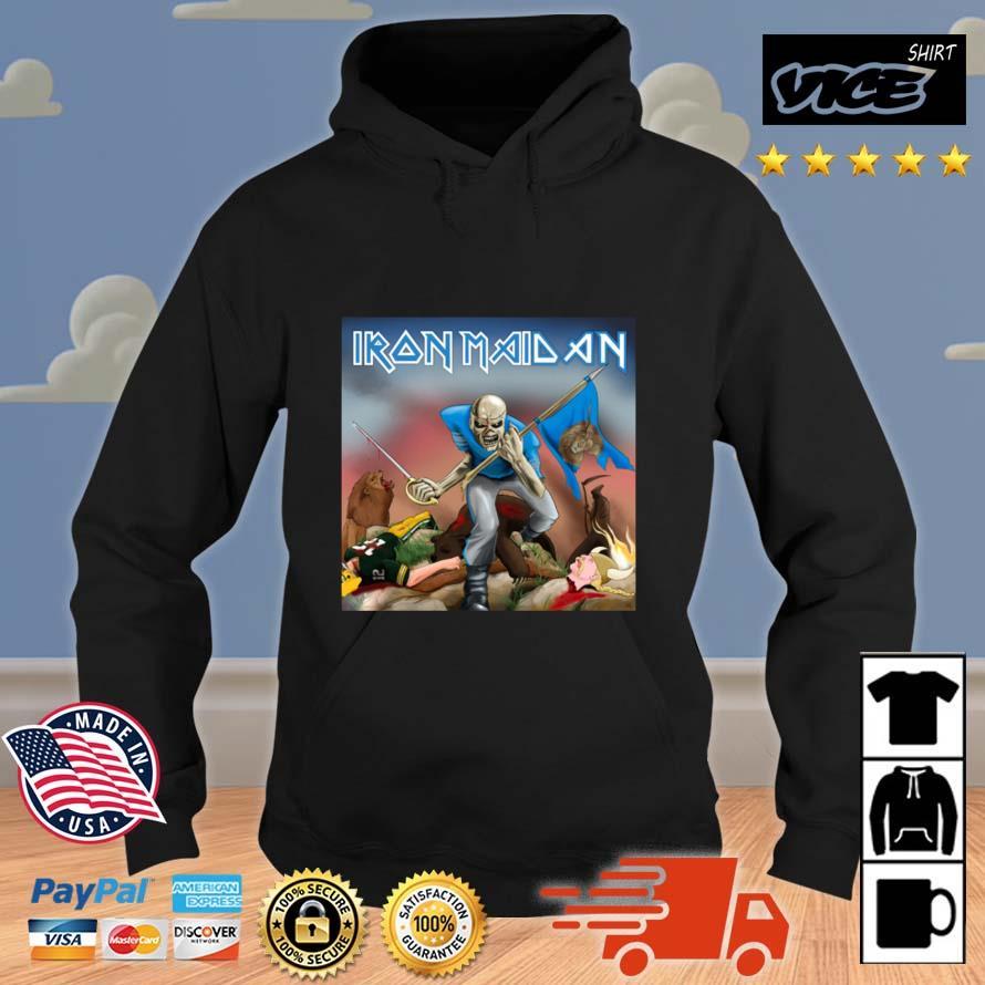 Skeleton Iron Maiden Lion Shirt Vices hoodie den