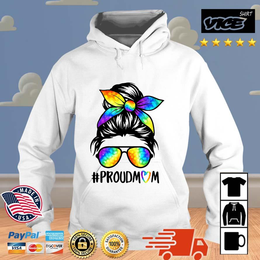 Strong Girl #proudmom Love Shirt Vices hoodie trang